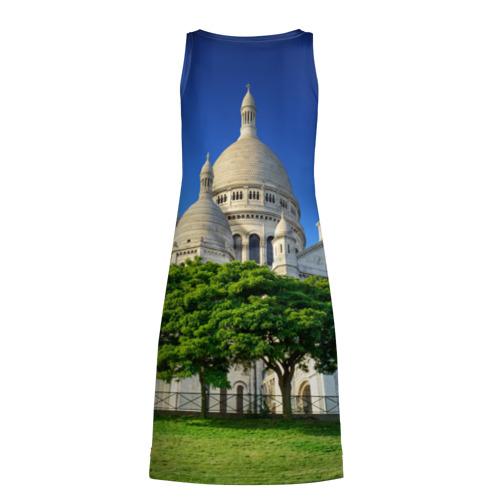 Платье-майка 3D  Фото 02, Париж