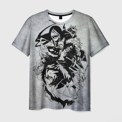 Мужская футболка 3D Bleach
