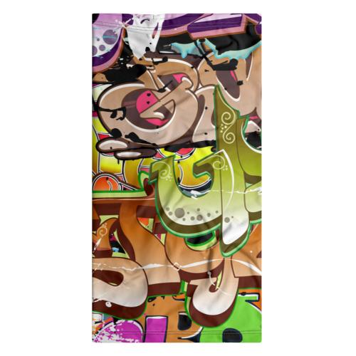 Бандана-труба 3D  Фото 07, Пикассо из будущего