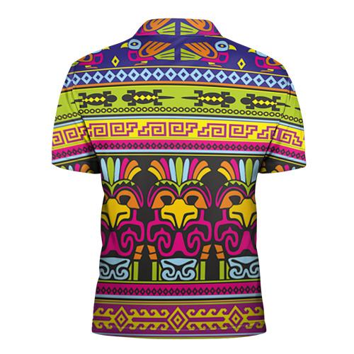 Мужская рубашка поло 3D  Фото 02, Мексика