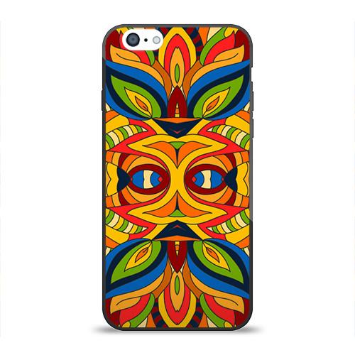 Чехол для Apple iPhone 6 силиконовый глянцевый  Фото 01, Мексика 2