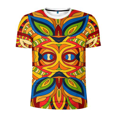 Мужская футболка 3D спортивная Мексика 2