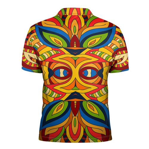 Мужская рубашка поло 3D  Фото 02, Мексика 2
