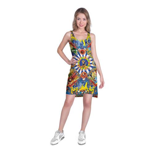 Платье-майка 3D  Фото 03, Сицилия