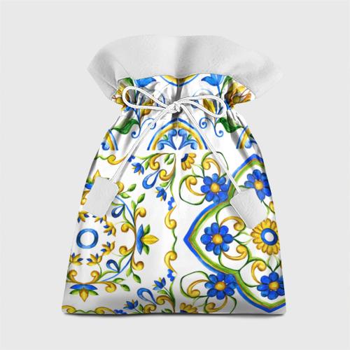 Подарочный 3D мешок Майолика Фото 01