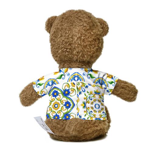 Миша в футболке 3D Майолика Фото 01