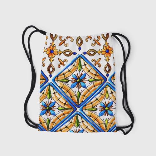 Рюкзак-мешок 3D Майолика 4 Фото 01