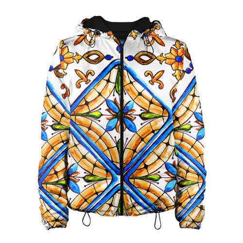 Женская куртка 3D Майолика 4 Фото 01