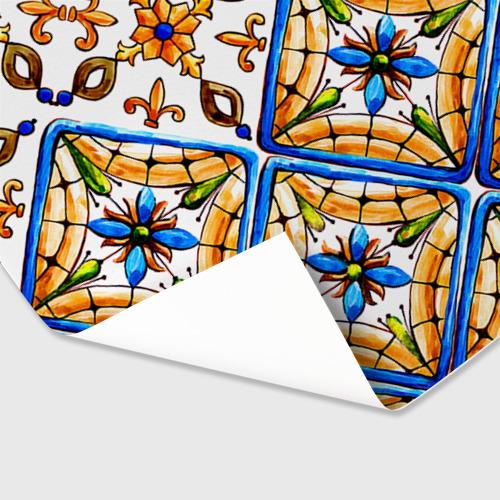 Бумага для упаковки 3D Майолика 4 Фото 01