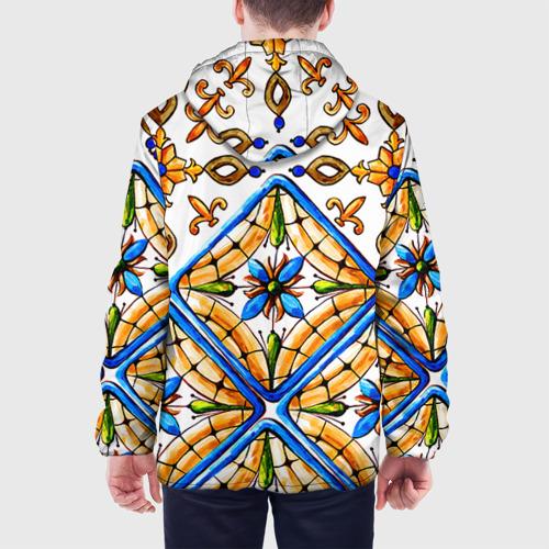 Мужская куртка 3D Майолика 4 Фото 01