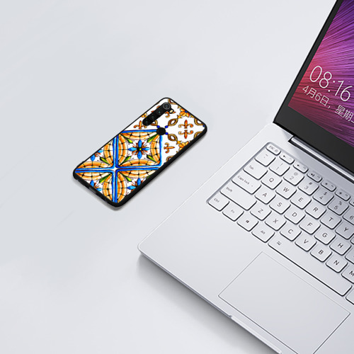 Чехол для Xiaomi Redmi Note 8 Майолика 4 Фото 01