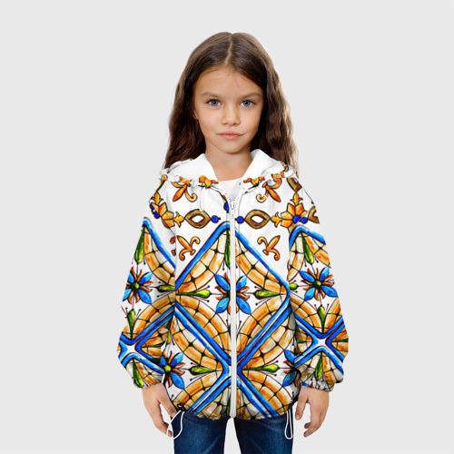 Детская куртка 3D  Фото 04, Майолика 4