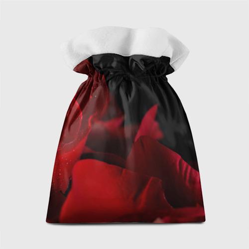 Подарочный 3D мешок Лепестки розы Фото 01