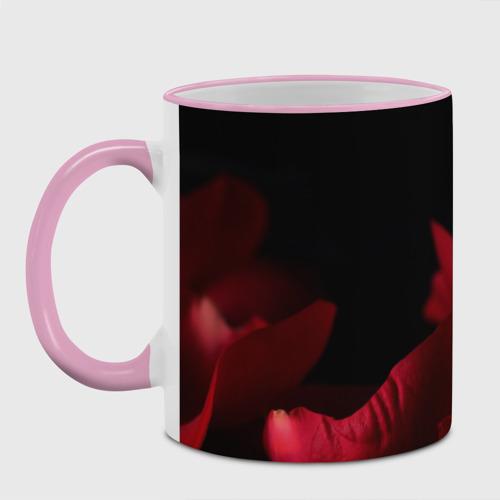 Кружка с полной запечаткой Лепестки розы Фото 01