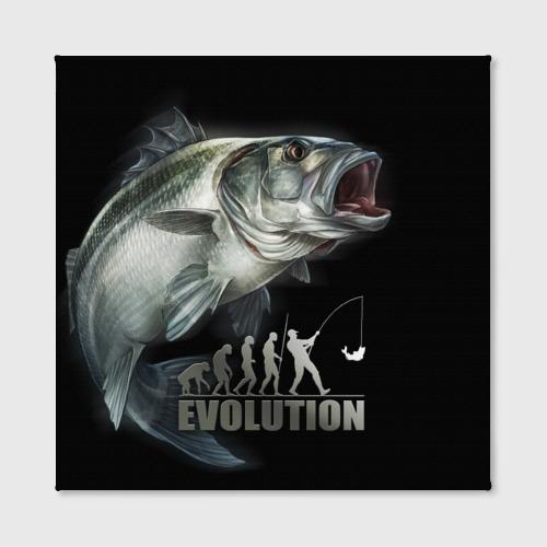 Холст квадратный  Фото 02, Эволюция