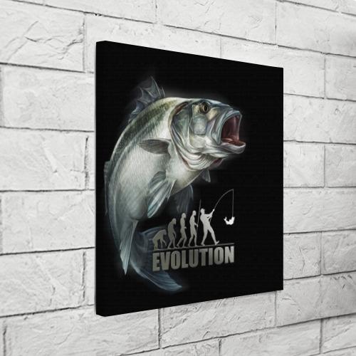 Холст квадратный  Фото 03, Эволюция