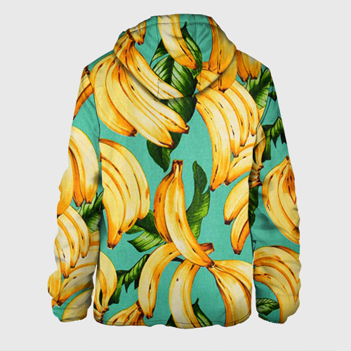 Мужская куртка 3D  Фото 02, Банан