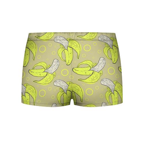 Мужские трусы 3D  Фото 02, Банан 8
