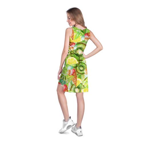 Платье-майка 3D  Фото 04, Веселые фрукты 2