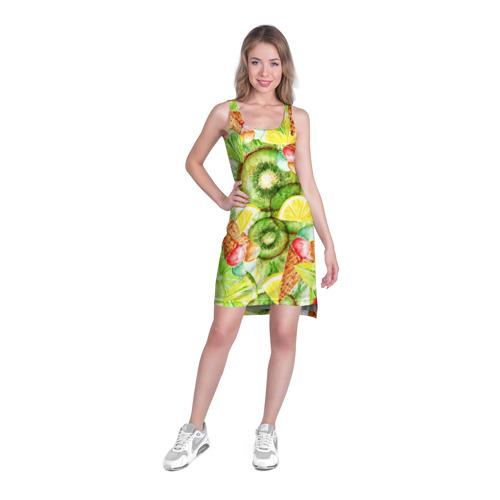 Платье-майка 3D  Фото 03, Веселые фрукты 2