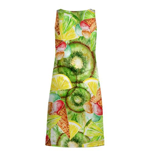 Платье-майка 3D  Фото 02, Веселые фрукты 2
