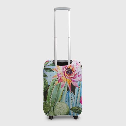 Чехол для чемодана 3D  Фото 02, Зелень