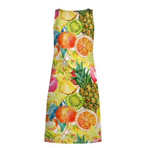 Платье-майка 3D  Фото 02, Веселые фрукты 1