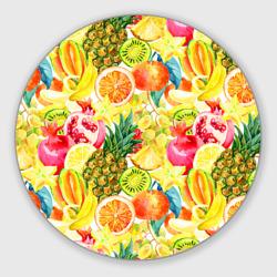 Веселые фрукты 1