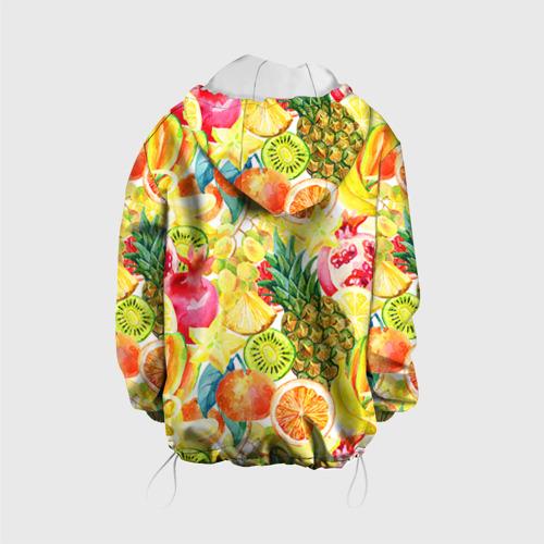 Детская куртка 3D  Фото 02, Веселые фрукты 1