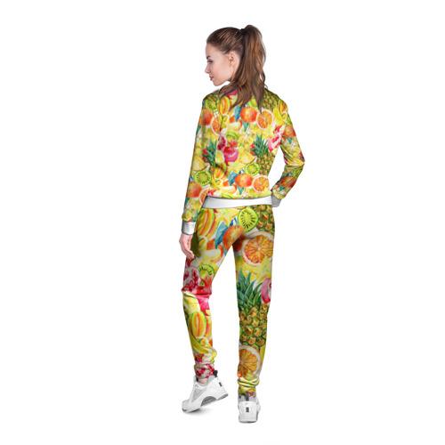 Женская олимпийка 3D  Фото 04, Веселые фрукты 1