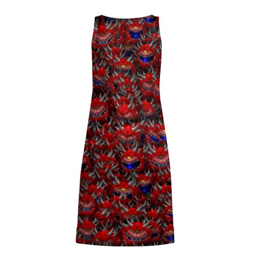 Платье-майка 3D  Фото 02, Какодемоны (pixel-art)