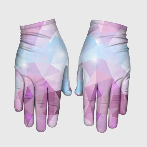 Перчатки 3D Геометрия 2 Фото 01