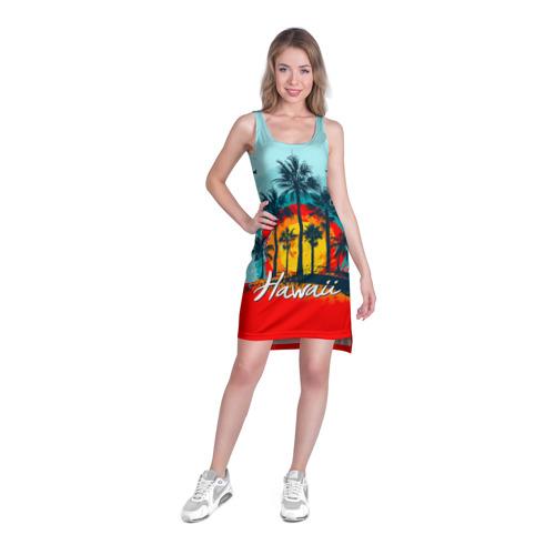 Платье-майка 3D  Фото 03, HAWAII 6