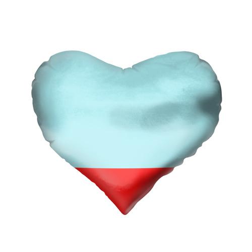 Подушка 3D сердце  Фото 02, HAWAII 6