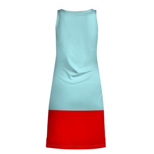 Платье-майка 3D  Фото 02, HAWAII 6