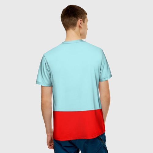 Мужская футболка 3D  Фото 02, HAWAII 6
