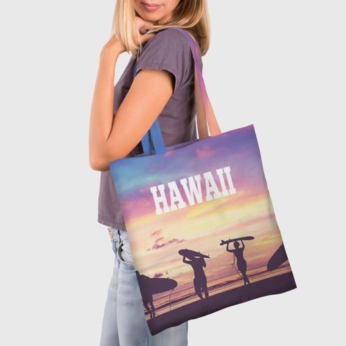 Сумка 3D повседневная HAWAII 3 Фото 01