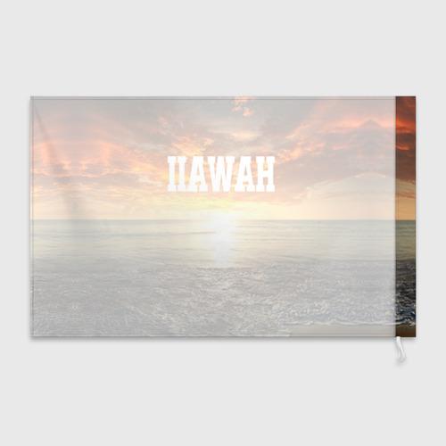 Флаг 3D  Фото 02, HAWAII 1
