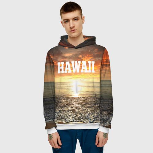 Мужская толстовка 3D  Фото 03, HAWAII 1