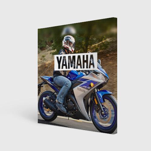 Холст квадратный  Фото 01, Yamaha 2