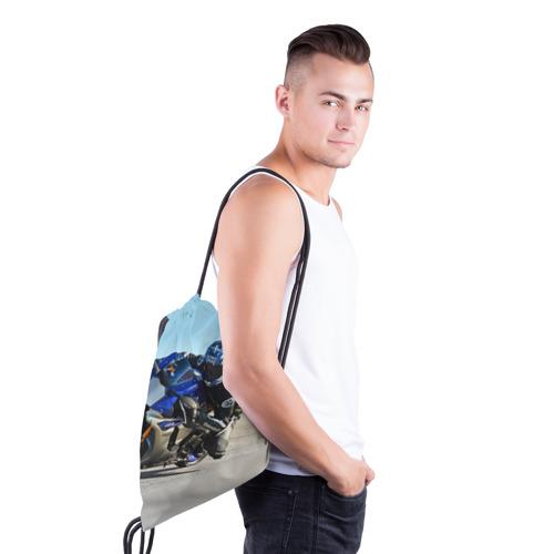 Рюкзак-мешок 3D Yamaha Фото 01