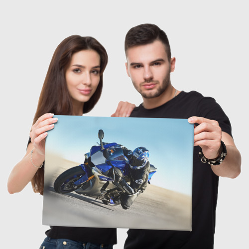 Холст прямоугольный Yamaha