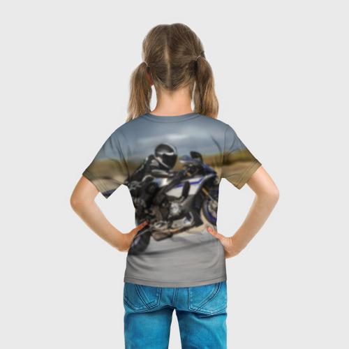 Детская футболка 3D  Фото 04, Yamaha 1