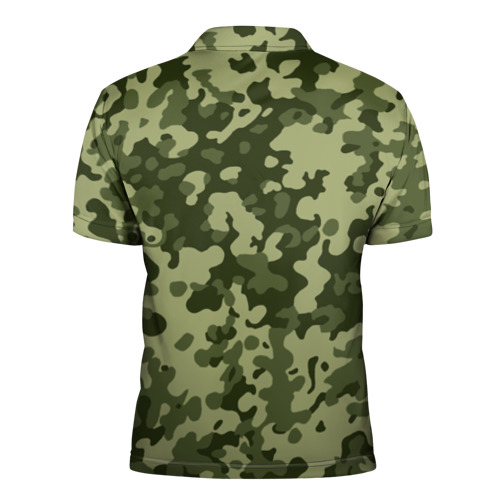 Мужская рубашка поло 3D  Фото 02, Рыбалка