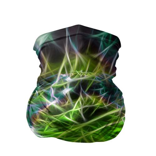 Бандана-труба 3D  Фото 01, Цветные узоры