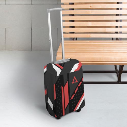 Чехол для чемодана 3D CSGO Cyrex Pattern Фото 01