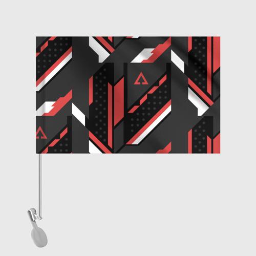 Флаг для автомобиля CSGO Cyrex Pattern Фото 01