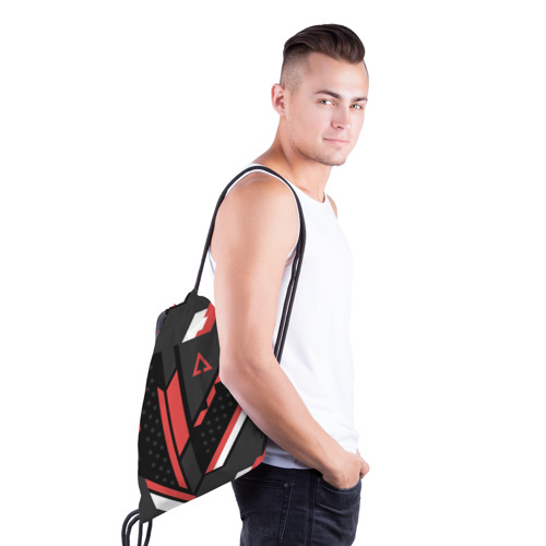 Рюкзак-мешок 3D CSGO Cyrex Pattern Фото 01