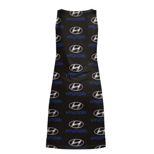 Платье-майка 3D  Фото 02, Hyundai
