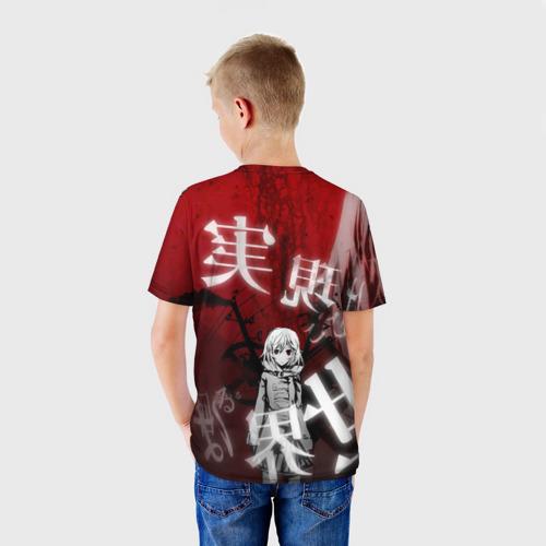 Детская футболка 3D  Фото 02, Вечная тайна